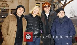Manic Street Preachers and Jo Whiley