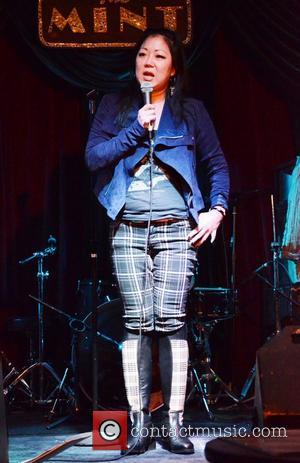 Margaret Cho performing at The Mint in Los Angeles Los Angeles, California, USA - 13.11.11