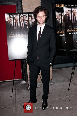 Penn Badgley  'Margin Call' New York Premiere  New York CIty, USA - 17.10.11