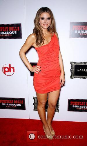 Maria Menounos and Planet Hollywood