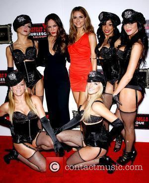 Maria Menounos, Pussycat Dolls, Robin Antin and Planet Hollywood