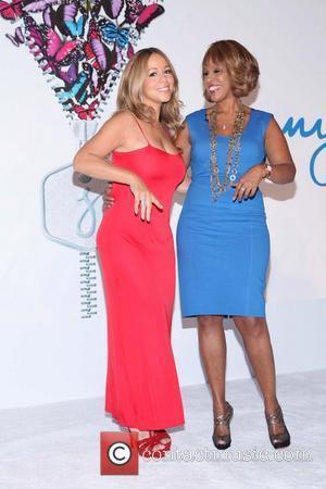 Mariah Carey and Gayle King