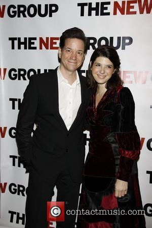 Frank Whaley and Marisa Tomei  Celebration for The New Group Off-Broadway production of 'Wallace Shawn's Marie and Bruce' held...
