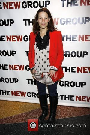 Lili Taylor  Celebration for The New Group Off-Broadway production of 'Wallace Shawn's Marie and Bruce' held at the Heartland...