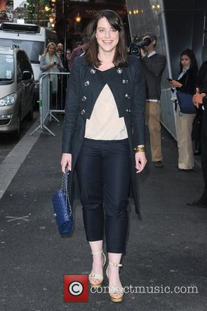 Michelle Ryan Marie Claire Inspire And Mentor Campaign - cocktail reception held at the W Hotel, Leicester Square - Arrivals....