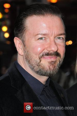 Ricky Gervais Wants Charlie Sheen To Accept His Special Emmy