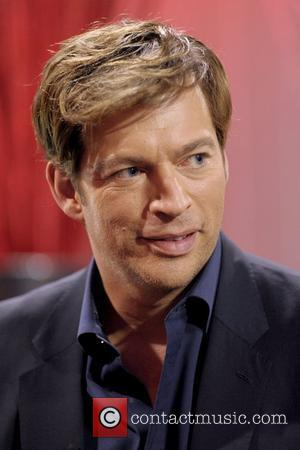 Harry Connick Jr.  appearing on CTV's The Marilyn Denis Show promoting his latest album 'In Concert On Broadway'....