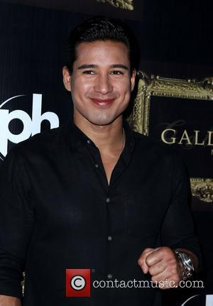 Mario Lopez and Planet Hollywood
