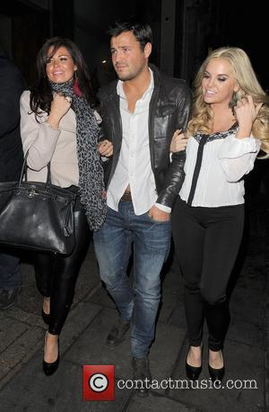 'The Only Way is Essex' star Mark Wright takes his new girlfriend Kayla Collins and his sister Jessica Wright to...