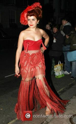 Paloma Faith arrives at Mark's Club in Mayfair to attend Finch And Partners' Pre-BAFTA Party London, England - 12.02.11