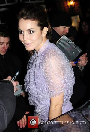 Noomi Rapace leaves Mark's Club in Mayfair after attending Finch And Partners' Pre-BAFTA Party London, England - 12.02.11