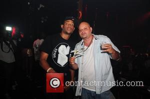Marlon Wayans and Raul of Terror Squad Marlon Wayans celebrates his 39th birthday at Mansion Nightclub Miami Beach, Florida -...