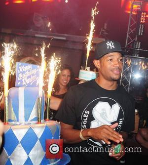 Marlon Wayans  celebrates his 39th birthday at Mansion Nightclub Miami Beach, Florida - 28.07.11