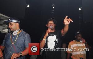 DJ Affects and Marlon Wayans Marlon Wayans celebrates his 39th birthday at Mansion Nightclub Miami Beach, Florida - 28.07.11