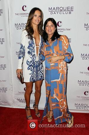 Alessandra Ambrosio and Selma Blair
