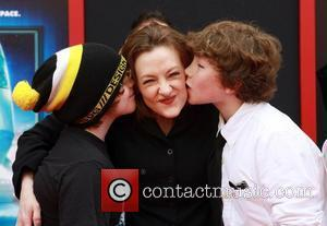 Joan Cusack at the Los Angeles premiere of 'Mars Needs Moms 3D' at the El Capitan Theatre. Hollywood, California -...