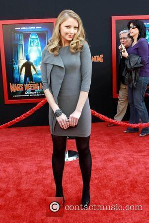 Elisabeth Harnois at the Los Angeles premiere of 'Mars Needs Moms 3D' at the El Capitan Theatre. Hollywood, California -...