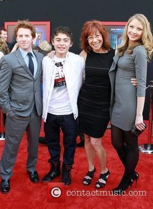 Seth Green, Elisabeth Harnois, Mindy Sterling and Ryan Ochoa