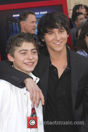 Ryan Ochoa and Mitchel Musso