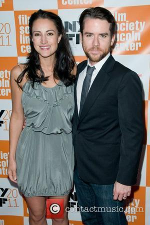 America Olivo and Christian Campbell The 49th Annual New York Film Festival premiere of Martha Marcy May Marlene - Red...