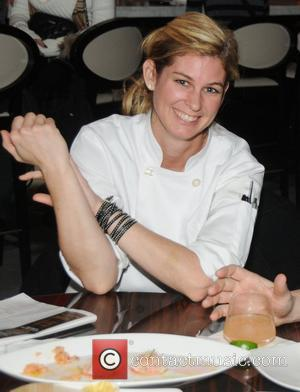 Jennifer Carroll Mary Carey and her husband Mario Monge have dinner at Eric Ripert's 10 Arts Restaurant, Ritz Carlton Philadelphia,...