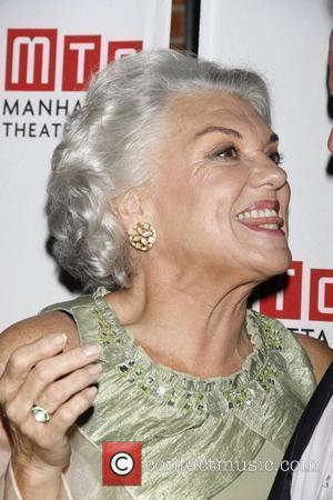 Tyne Daly Opening night after party for the Broadway production of 'Terrence McNally's Master Class' held at B.B. Kings show...