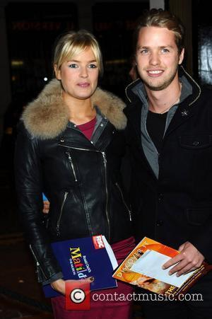 Isabella Calthorpe and Sam Branson Matilda The Musical at Cambridge Theatre - Press Night  London, England - 24.11.11