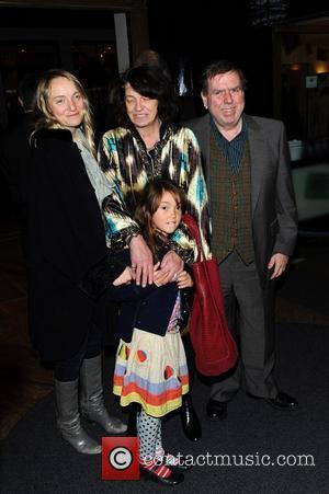Timothy Spall's Wife Tells Of Cancer Hell