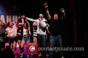 Matisyahu performs at Fillmore Miami Beach at The Jackie Gleason Theater  Miami, Florida - 25.08.11