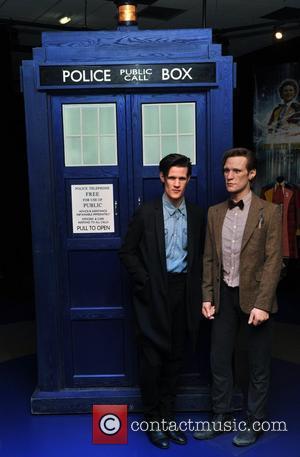 Matt Smith, Doctor Who and Olympia