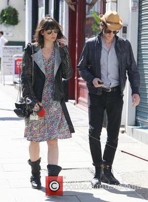 Matt Smith and Daisy Lowe