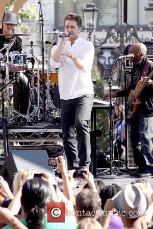 Matthew Morrison and Glee
