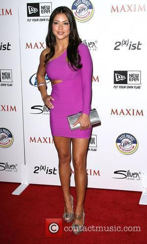 Arianny Celeste 2011 Maxim Hot 100 Party held at Eden Hollywood, California - 11.05.11