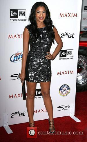 Kali Hawk 2011 Maxim Hot 100 Party held at Eden Hollywood, California - 11.05.11