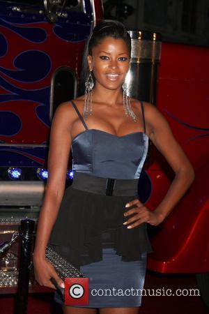 Claudia Jordan  2011 Maxim Hot 100 Party held at Eden Hollywood, California - 11.05.11