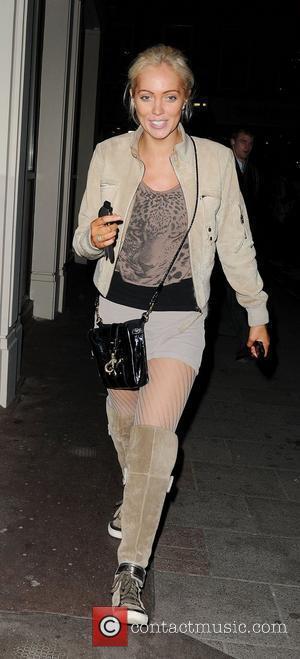 Aisleyne Horgan-Wallace,  at the Gala Preview of 'Jack Falls' held at the May Fair Hotel - Departures London, England...
