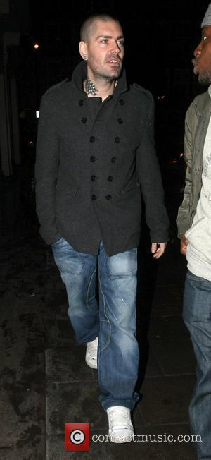 Shane Lynch leaves the May Fair hotel London, England - 13.02.11