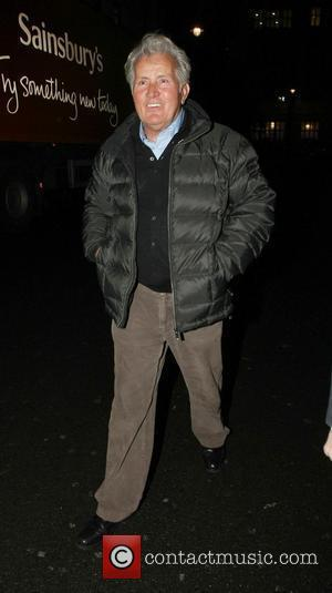 Martin Sheen  celebrities outside The May Fair Hotel London, England - 23.02.11