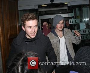 Danny Jones and Tom Fletcher