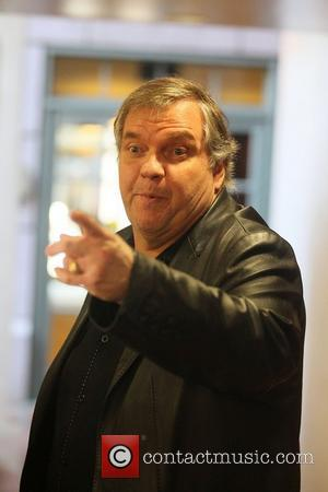 Meat Loaf out and about in Beverly Hills Los Angeles, California - 03.11.11