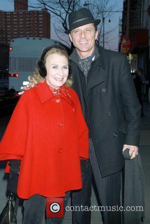 Juliet Mills and Maxwell Caulfield Screening of 'Meek's Cutoff' at the Landmark Sunshine Cinema - Arrivals New York City, USA...