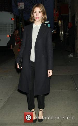 Sofia Coppola Screening of 'Meek's Cutoff' at the Landmark Sunshine Cinema - Arrivals New York City, USA - 28.03.11
