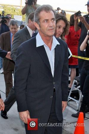 Mel Gibson arriving at the Los Angeles County Superior Court Airport Courthouse for a court appearance. Gibson pleaded no contest...