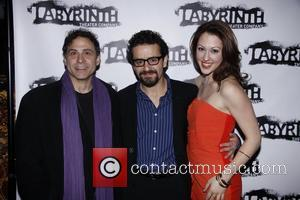 David Deblinger, Max Casella and Kelley Curran  Opening night after party for the Labyrinth Theater Company's newest production The...