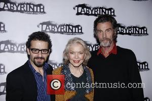 Max Casella, Ellen Burstyn and John Glover