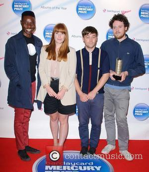 Metronomy Barclaycard Mercury Prize nominations announcement at The Hospital London, England - 19.07.11  Adele and Harvey are favourites for...
