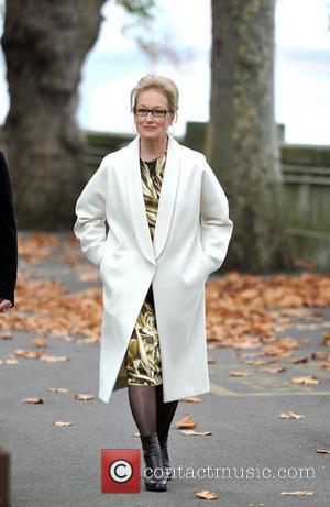Meryl Streep Felt Priveleged To Play Margaret Thatcher