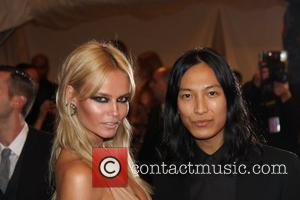 Natasha Poly, Alexander Wang Alexander McQueen: 'Savage Beauty' Costume Institute Gala at The Metropolitan Museum of Art  New York...
