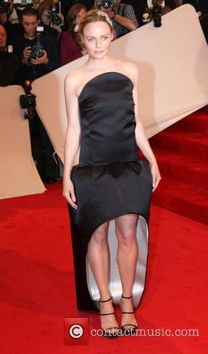 Stella Mccartney, Freida Pinto and Thandie Newton