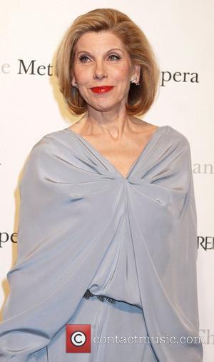 Christine Baranski Metropolitan Opera gala premiere of 'Rossini's Le Comte Ory' - Inside Arrivals New York City, USA - 24.03.11